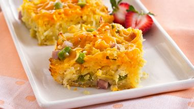 Do-Ahead Breakfast Bake