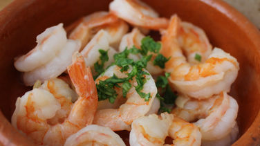Spanish Style Garlic Shrimp