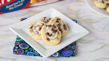 Chocolate-Cream Cheese Pinwheel Cookies