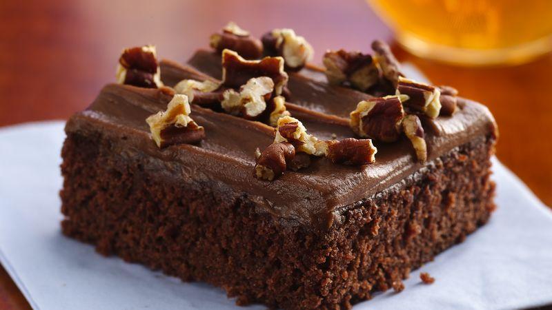 Cola Brownies