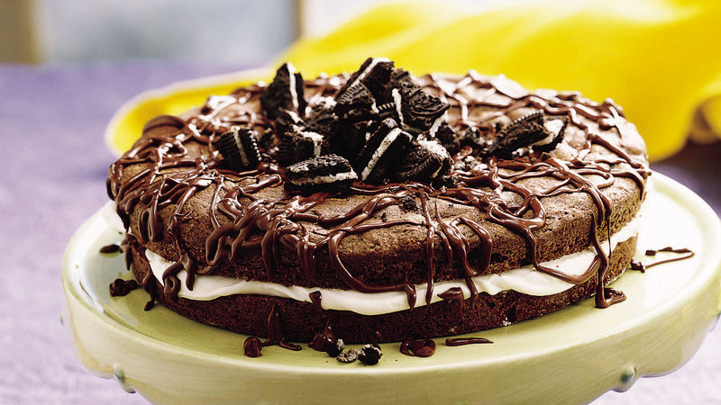 Recipes for oreo cookie cakes