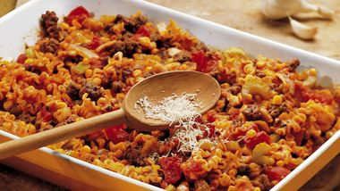 Minestrone Hamburger Helper® Casserole