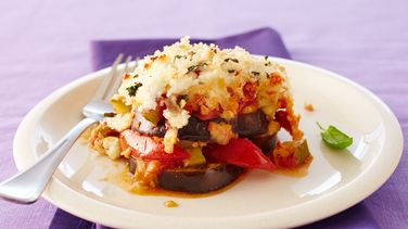 3 Cheese Eggplant Casserole