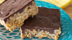 Gluten-Free No-Bake Cereal Bars