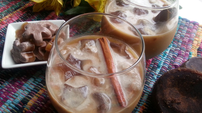 Iced Coffee with Cinnamon
