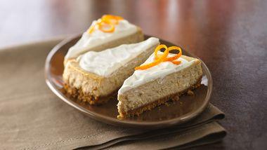 Chai Cheesecake