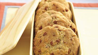 Sassy Cinnamon Cookies