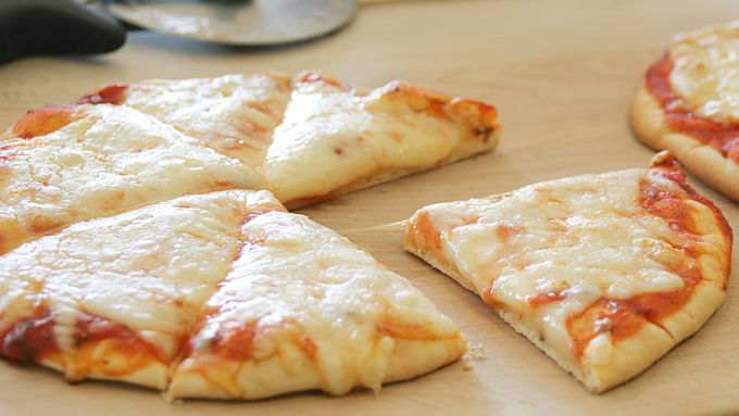 Make-Your-Own Flatbread Pizza