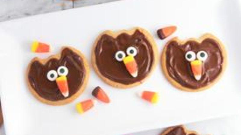 Halloween Owl Cookies