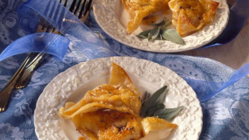 Sweet Cheese Panzotti