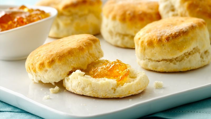 Bisquick® Rolled Biscuits recipe from Betty Crocker