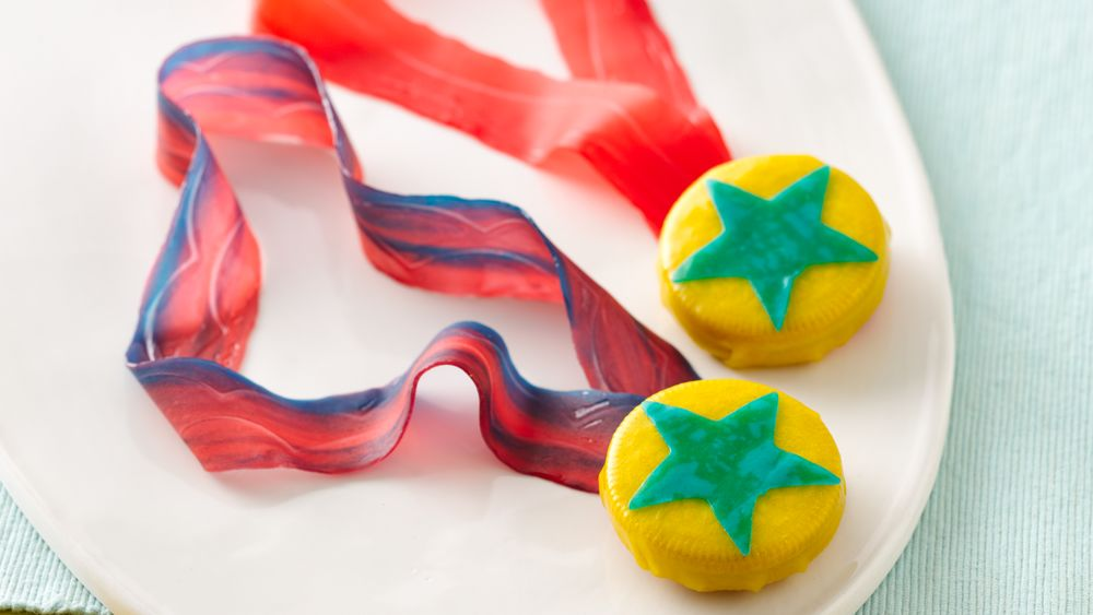 Fruity Gold Medal