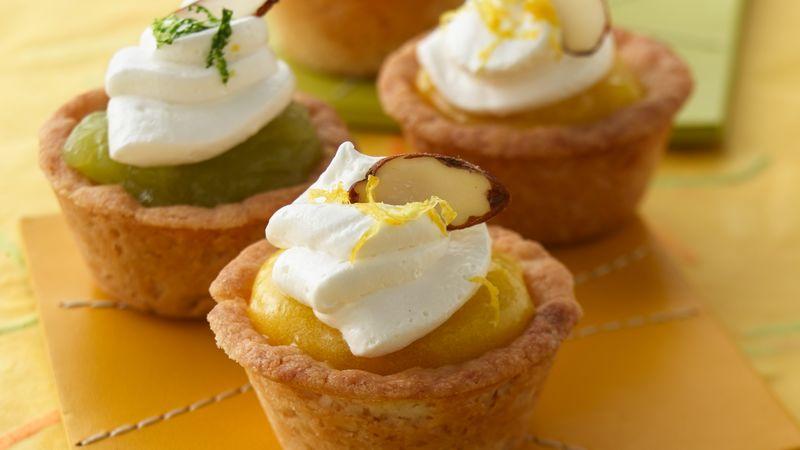 Lemon Dream Tassies