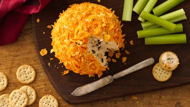 Pepper Jack Cheese Ball