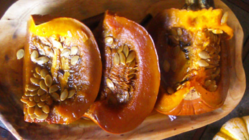 Pumpkin in Syrup (Calabaza en Tacha o Almíbar)