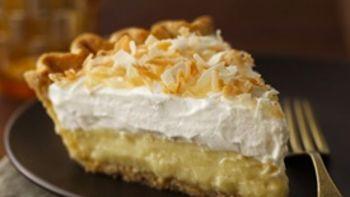 Triple Threat Coconut Cream Pie