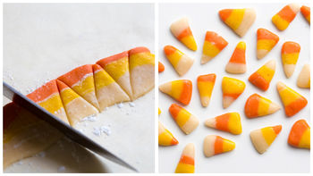 How to Make Vegan Candy Corn