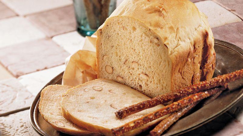 Beer and Pretzel Bread