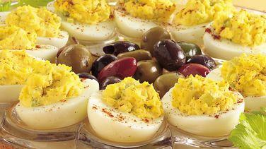 Perfect Deviled Eggs
