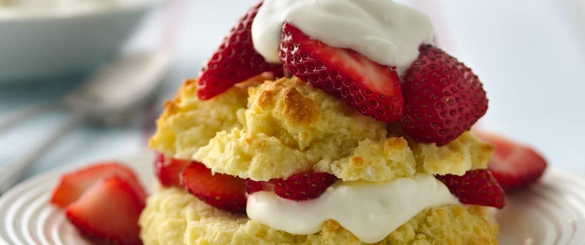 Gluten Free Strawberry Shortcakes Recipe From Betty Crocker