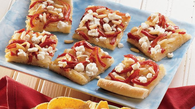 Pizza Squares Continental
