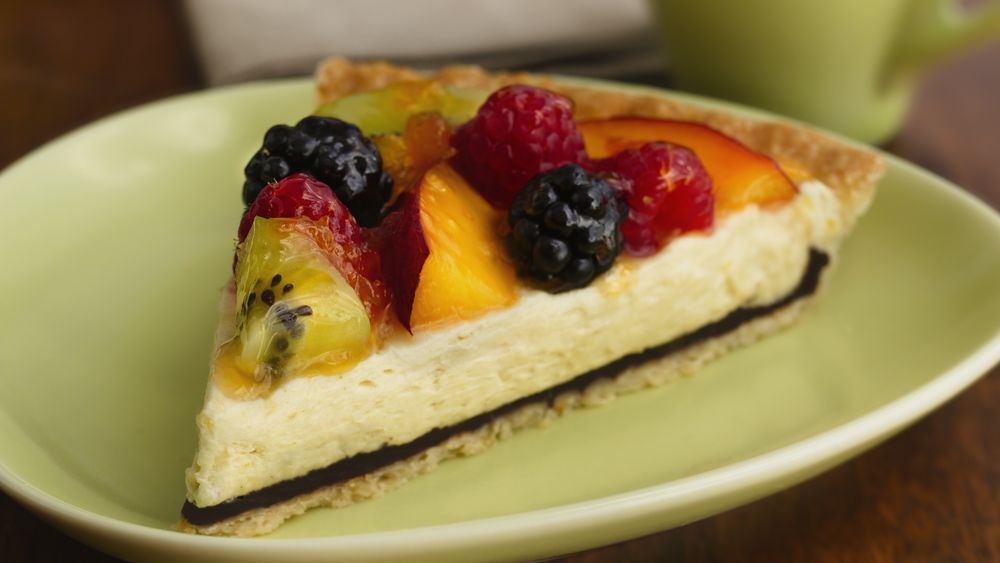 The Ultimate Fresh Fruit Tart Recipe From Pillsbury Com