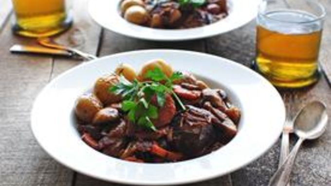 Julia Child's Beef Bourguignon