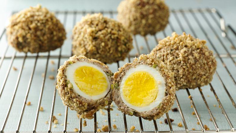 Paleo Gluten-Free Scotch Eggs