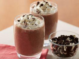 Chocolate-Banana-Oreo™ Cookies and Cream Smoothies