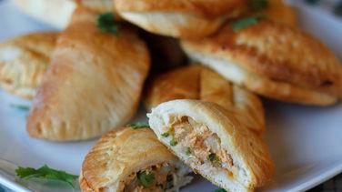 Empanadas de Atún Picante