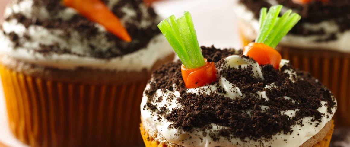 Carrot Cake Cupcakes Recipe From Betty Crocker