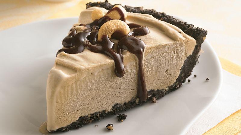 Coffee Ice Cream Pie