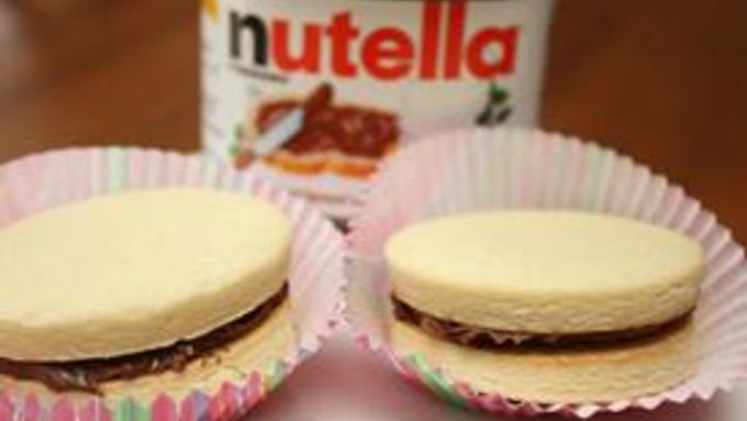 Nutella™ Cookie Sandwich