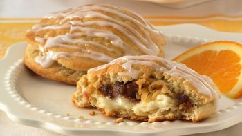 Creamy Apple Puffs