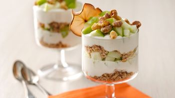 Apple Pie Yogurt Mini Trifle