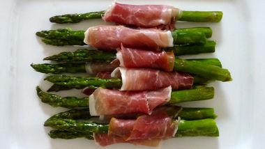 Roasted Asparagus 3 Ways