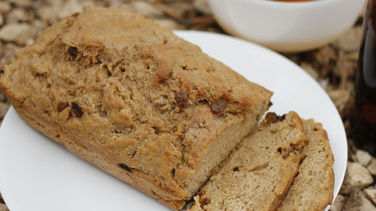 Beer Bread with Raisins