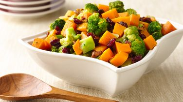 Broccoli and Squash Medley
