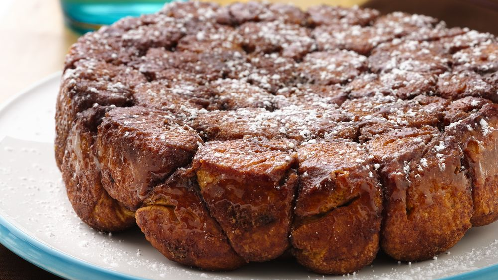 Double Chocolate Monkey Bread