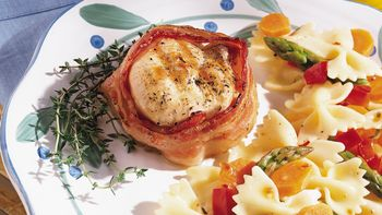 Herbed Turkey Tenderloin Mignons