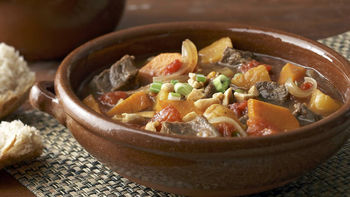 Skinny Beef and Sweet Potato Stew