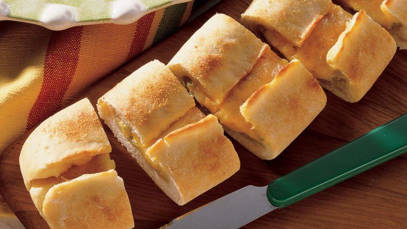 Zesty Cheese Bread