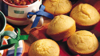Big-Batch Corn Muffins