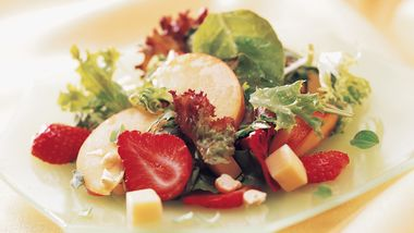 Spring Greens Fruit Salad (Crowd Size)