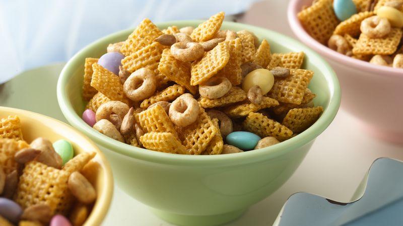 Honey Nutty Chex® Mix (1/2 Recipe)
