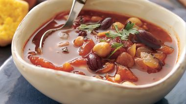 Three-Bean Chili