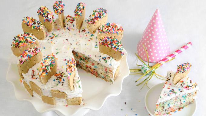Dunkaroos® Celebration Cake