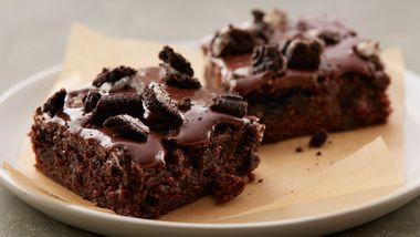 Cookies and Creme Brownies