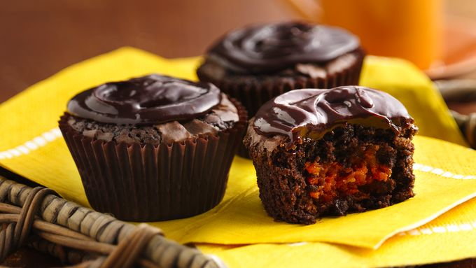 Mexican Brownies with Apricot-Ancho Filling and Dark Chocolate Ganache ...