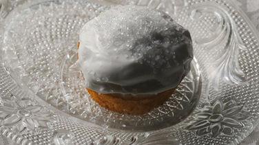 Cupcakes de Champaña